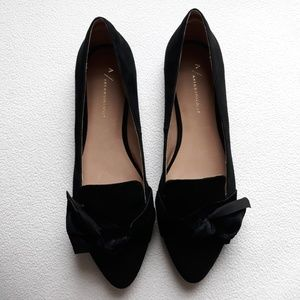Anthropologie Shoes - NWB Anthropologie Alexandra Bow-Tied Flats Sz 10